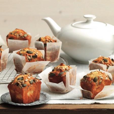 Mini Smoked Tea Cakes