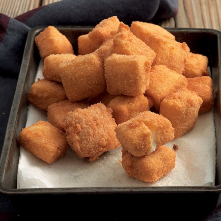 Crunchy Soft-Hearted Fritters