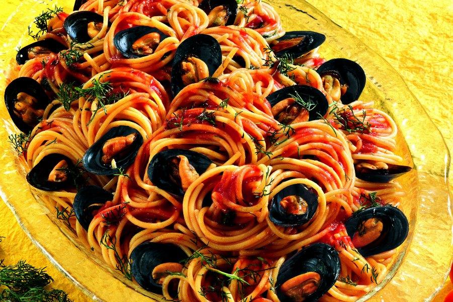 Mediterranean-Style Pasta