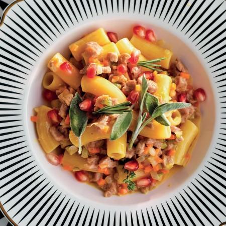 Macaroni with Ragù